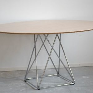Thonet dining table