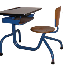 School Desk (Prouvé style)  ON HOLD