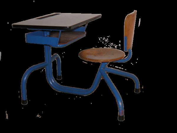 School Desk (Prouvé style)  ON HOLD