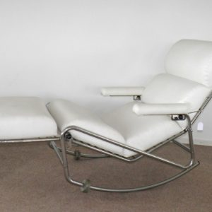 French reclining chair