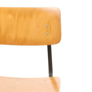 4x 1st Edition school chairs by Marko