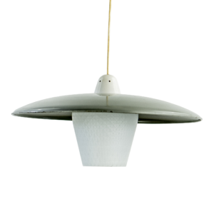 Grey 60s Pendant light