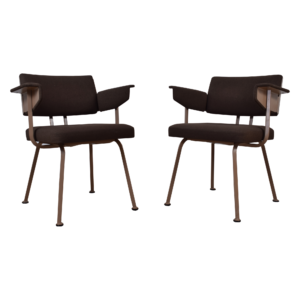 "Friso Kramer ""Resort"" chairs for Ahrend de Cirkel"