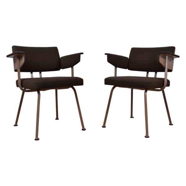 "Friso Kramer ""Resort"" chairs for Ahrend de CirkelSOLD"
