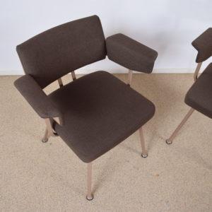 """Friso Kramer """"Resort"""" chairs for Ahrend de Cirkel"""