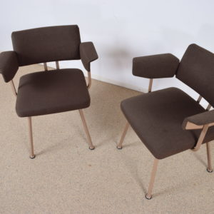 "Friso Kramer ""Resort"" chairs for Ahrend de Cirkel ON HOLD"