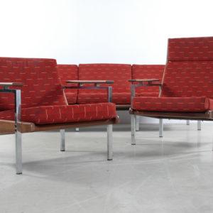 "Rob Parry ""Lotus"" sofa set"