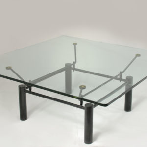 Coffee table by Hans Bitsch