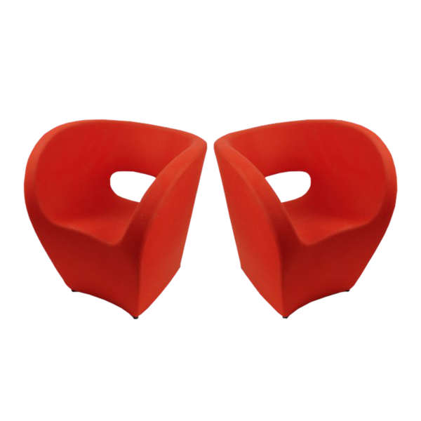 2x Little Albert by Ron Arad for Moroso