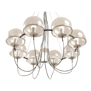 Saturnus chandelier by Raak  SOLD