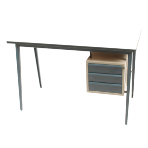 Industrial desk by Marko