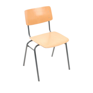 50x Marko kwartet blue school chair