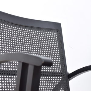 Arc easy chair by Pascal Mourgue