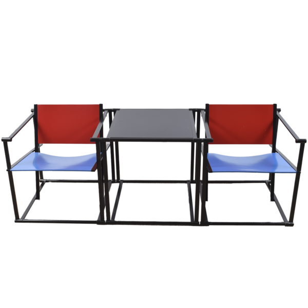 FM62 Cubic Lounge set by Radboud van Beekum sold
