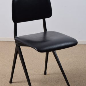 11x Black school chair by Marko