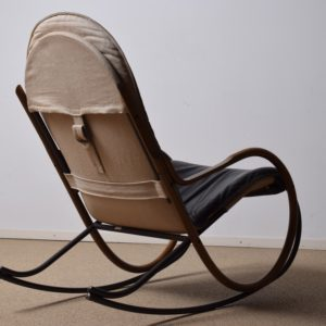 Nona rocking chair by Paul Tuttle SOLD