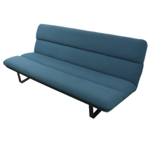 Model C683 3 seater sofa by Kho Liang Ie
