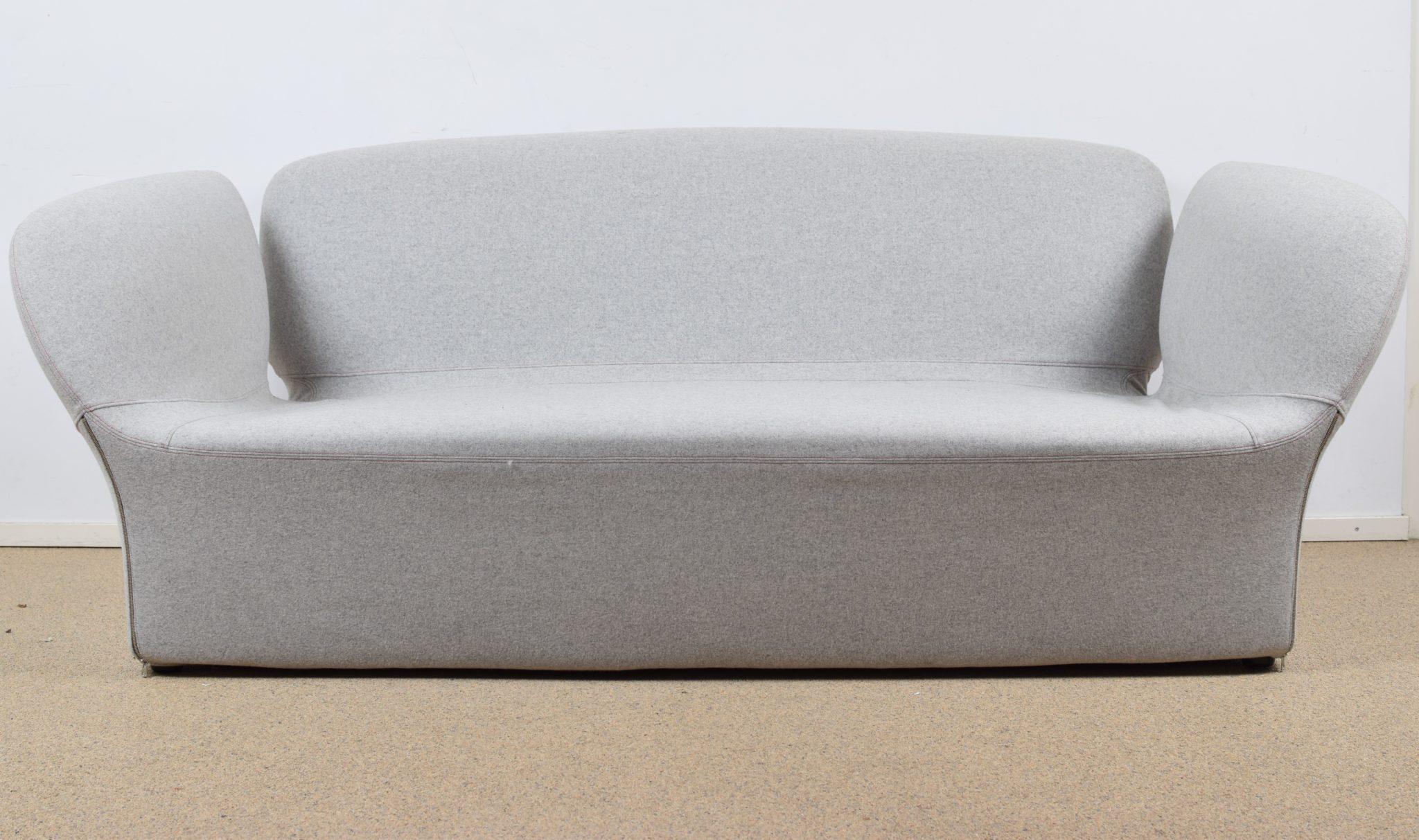 Miraculous Bloomy Major 2 Seater Sofa By Patricia Urquiola Howaboutout Vintage Furniture Interior Design Ideas Skatsoteloinfo