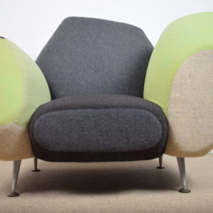 Hotel 21 grand suite armchair by Javier Mariscal