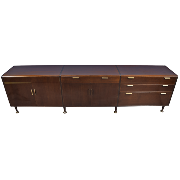 Poly-Z series sideboard by A.A. Patijn  SOLD