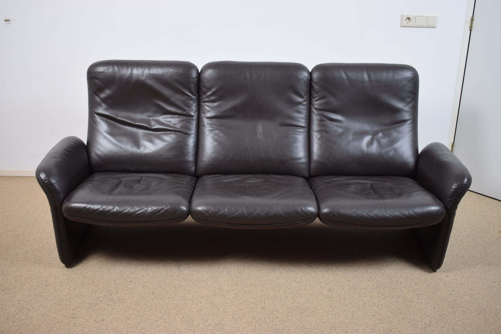 Ds 50 Sofa Amp Chairs Set By De Sede Howaboutout Vintage