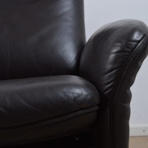 DS-50 sofa & chairs set by de Sede