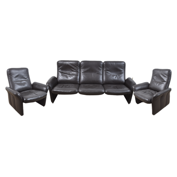 DS-50 sofa & chairs set by de Sede