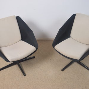 FM08 Swivel chair set by Cees Braakman