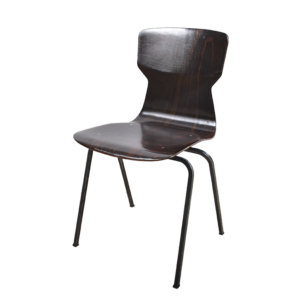 Model 6408 school chair by Eromes  SOLD