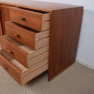 100 series Sideboard by Hans Wegner for Ry Møbler Denmark