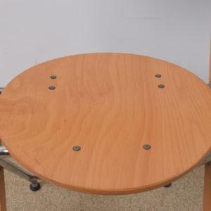 4x Folding chair by Ruud-Jan Kokke  SOLD