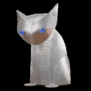 Katze by Reinhard Stubenrauch