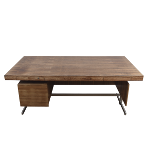 Vintage wooden desk by BUS  SOLD