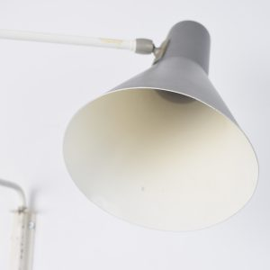 Paperclip-7101 Grey Wall light by Jan Hoogervorst