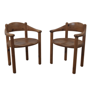 Dining chair set by Rainer Daumiller