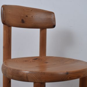 Dining chair set by Rainer Daumiller  SOLD