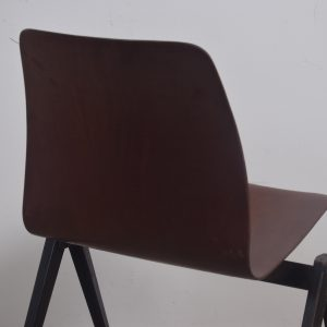 S22 Industrial chairs by Galvanitas  SOLD