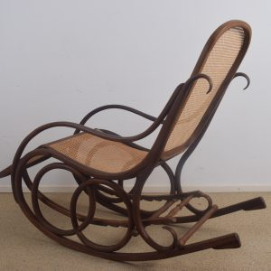 Rocking chair by Thonet