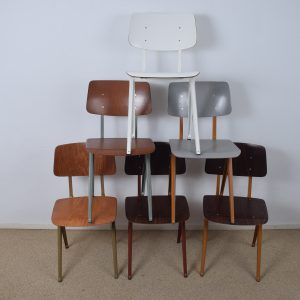 15x S16 industrial chairs by Galvanitas   SOLD