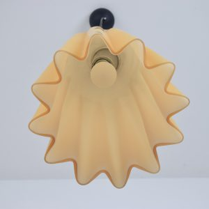 Vetri Murano pendant large yellow