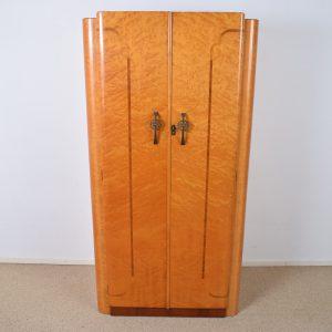Art Deco Wardrobe SOLD