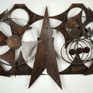 Wall sculpture by H. Horst