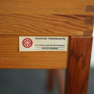 Writing desk by F.N. Hansen