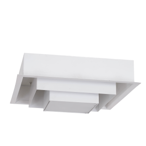 5x Ziggurat ceiling light by Raak (Recessed) SOLD