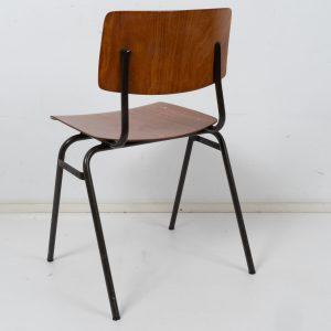 40x Model Kwartet industrial chair by Marko