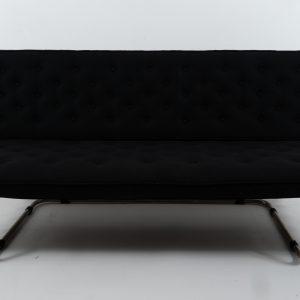 Model F40 black sofa by Marcel Breuer SOLD
