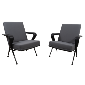 Repose chair set by Friso Kramer