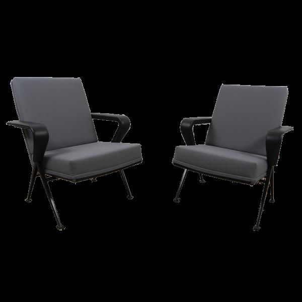 Repose chair set by Friso Kramer