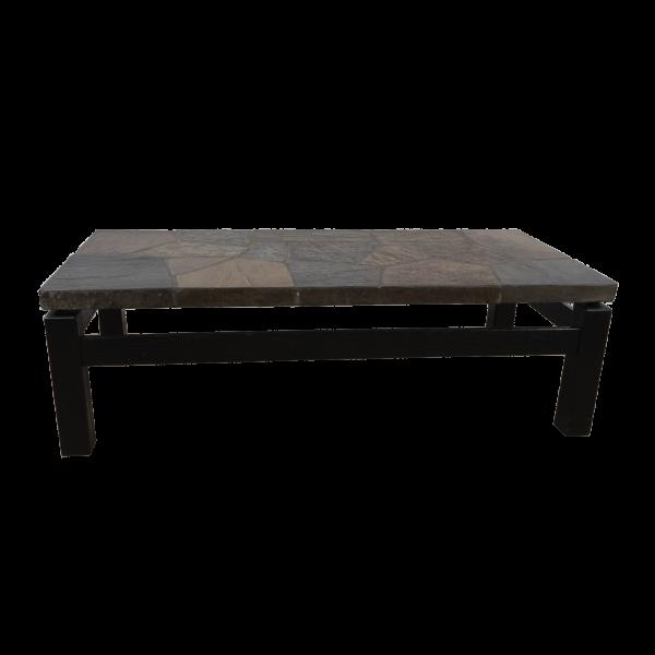 Vintage stone  table
