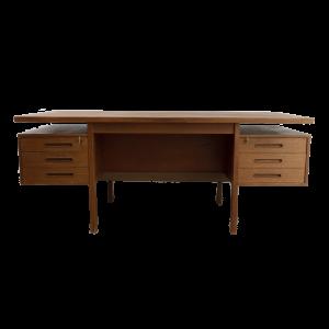 Vintage wooden writing desk SOLD